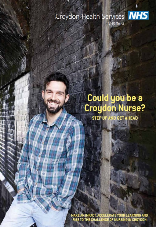 Could you be a Croydon Nurse cover