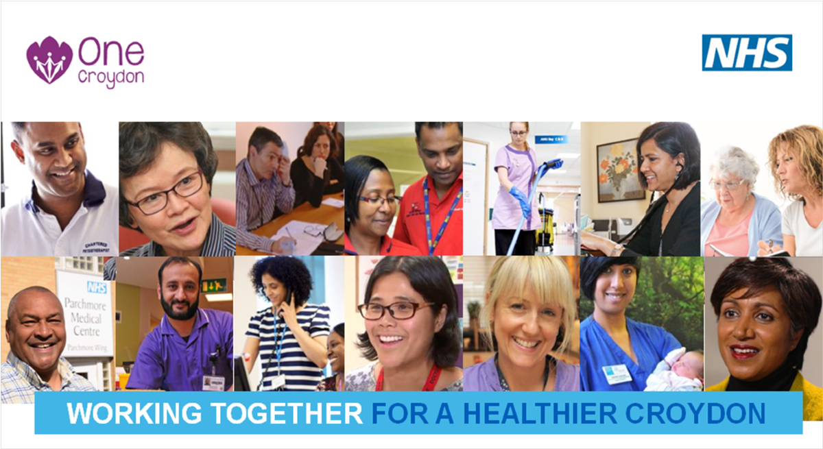 Working together for a healthier Croydon